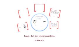 PLE-IV - 2a aula resumo de leitura e resumo acadêmico