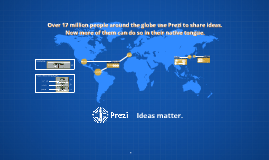 Copy of Prezi launches in Spanish, Korean, Japanese