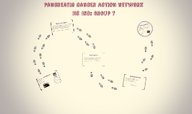 Copy of HS 158: Group 7: Pancreatic Cancer Action Network