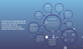 Estudio para la identificacion del impacto en las obras del