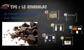 TPE : Le chocolat
