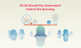 04.02 Should the Government Control the Economy