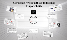 Copy of Corporate Psychopaths