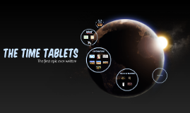 The Time Tablets