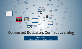 Connected Educators Connect Learning
