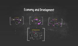 Economy and Development