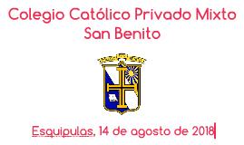 Colegio Católico Privado Mixto