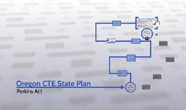 Oregon CTE State Plan