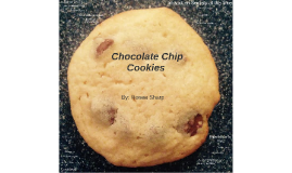 History of Chocolate Chip Cookies