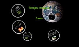 Desafios ecológicos