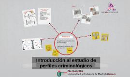 Perfiles Criminológicos_Mexico_2014