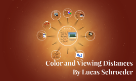Color and Viewing Distances