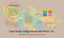 Case study: indigo books and music, inc.