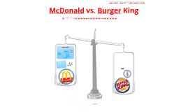 MCD vs BKW