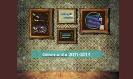 Generacion 2011-2014