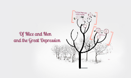 OMAM Great Depression background