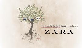 Trazabilidad hacia atrás