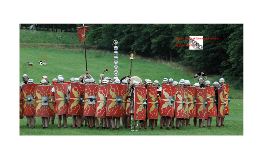 Roman Army Construction