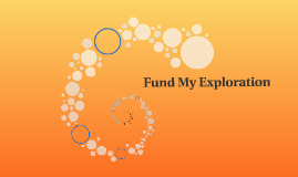 Fund My Exploration