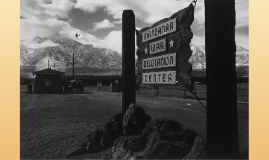 The Japanese Internment: A Modern Day Witch Hunt