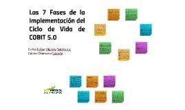 Las 7 Fases de la Implementacion del Ciclo de Vida