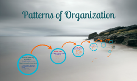 Copy of Patterns of Organization