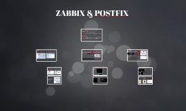 ZABBIX & POSTFIX