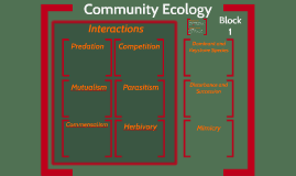Copy of Community Ecology Group Prezi: Blank