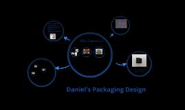 Daniel's Packaging Design