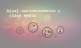 Copy of Nivel socioeconómico c