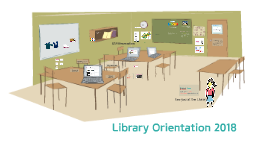 Library Orientation 2017
