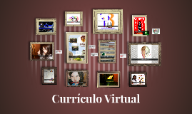 Currículo Virtual