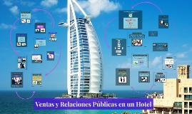 Ventas y Relaciones Públicas de un Hotel