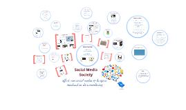 Social Media Society: effect van social media op burgers, misdaad en de samenleving