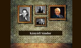 Copy of Kányádi Sándor