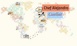 Chef Alejandro