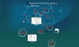 Produção industrial de adubos e fertilizantes
