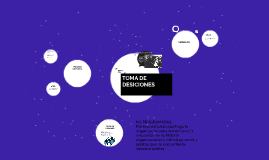 Copy of TOMA DE DESICIONES