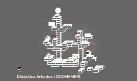 Didàctica Artística I [DGMEIMEP]