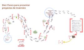 Copy of Diez claves para presentar proyectos de Inversión - Lazos 4