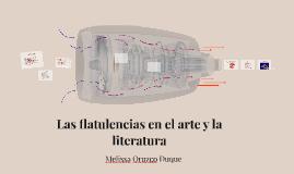 Las flatulencias en el arte y la literatura
