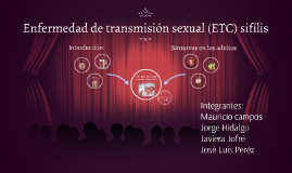 Enfermedad de transmisión sexual (ETC)