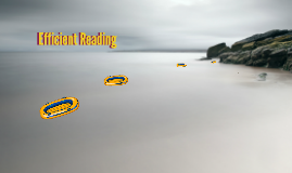 16 - Efficient Reading
