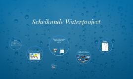 Scheikunde Waterproject