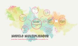 Modelo multiplicador