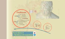 Meridianos de acupuntura en Medicina Tradicional China