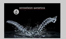 Osteogênese imperfeita (Bio.Molecular)