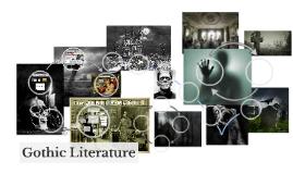 Copy of Gothic Literature
