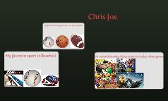 Chris Joe
