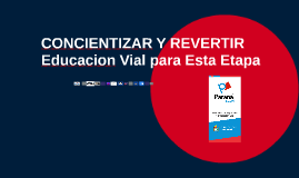 CONCIENTIZAR Y REVERTIR